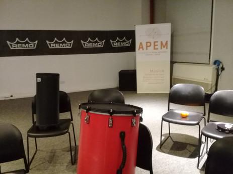 Drum Circle APEM Argentina