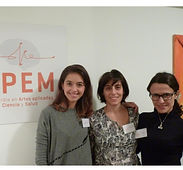 Charla abierta para profesionales de la salud en APEM Argentina. Musicoterapia musico centrada en Buenos Aires