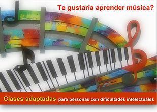 Clases adaptadas de música | APEM Argentina | Belgrano | dificultades intelectuales, autismo, sindrome de down, traumatismo de craneo