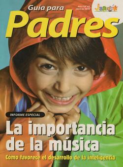 Revista Genios - Clarín