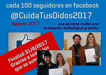 Campaña Cuidá Tus Oidos Argentina, Aural Centro Audiologico, Estudio Aurora 33