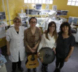 LongSTEP Musicoterapia paraNota en La nacion bebés prematuros