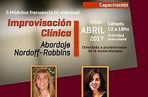 improvisacion clinica en Buenos Aires, formacion para musicoterapeutas en Buenos Aires, musicoterapia musico centrada Argentina