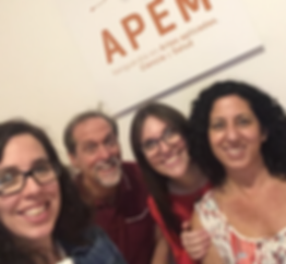 Alan Turry, Mariana Aslan Nordoff Robbins Center for Music Therapy en APEM Argentina