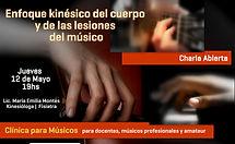 Kinesiología para músicos en Belgrano, Lesiones del Musico tratamientos en Buenos Aires