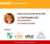 Tratamiento de Tartamudez en Belgrano Lic. Claudia Lucia Diaz - Fonoaudiologia en Belgrano