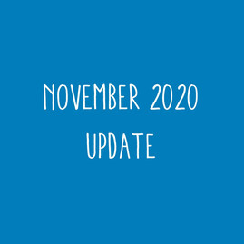 November 2020 Update