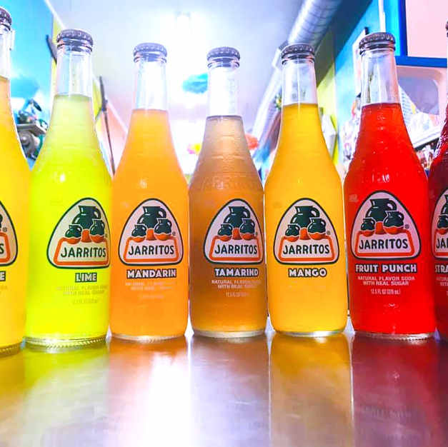 Jarritos. All the Flavors