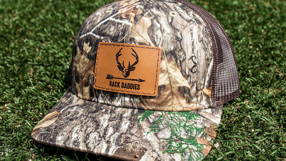 Buck Patch - Realtree Edge