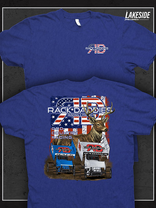 Red White and Racing - Unisex