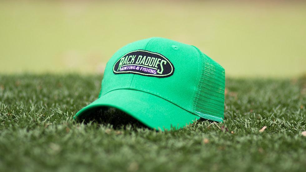 Trucker Green Hat