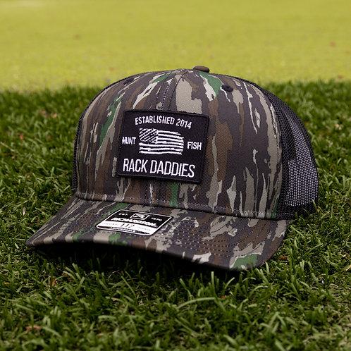 OG Realtree Flag Hat