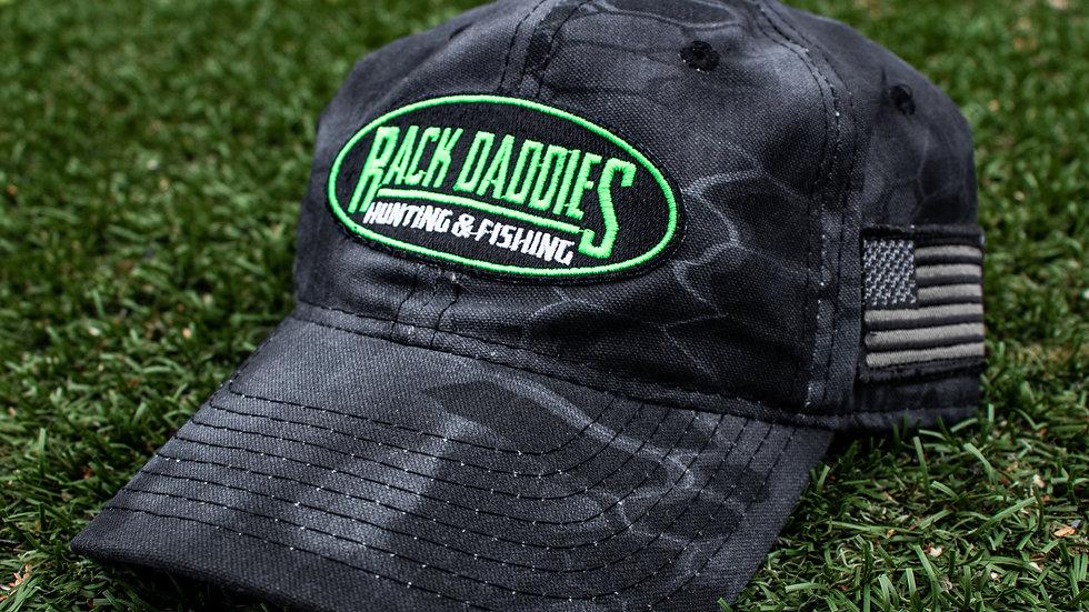 Black Kryptek Hat