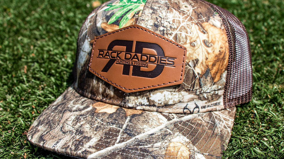 RD Leather - Realtree Edge