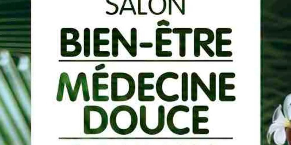 Salon des Médecines Douces - Porte De versailles - STAND I24