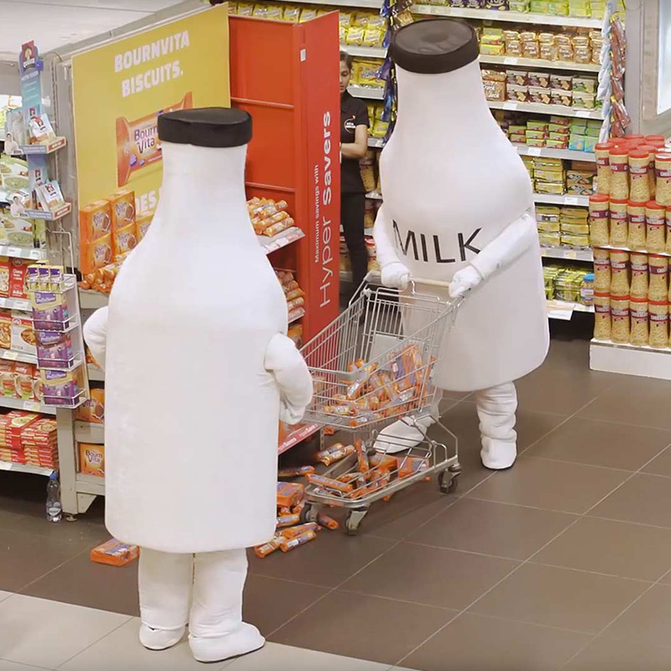 Bournvita Biscuits | Milk Goes Shopping
