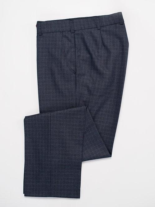 Классические брюки в клетку Van Cliff