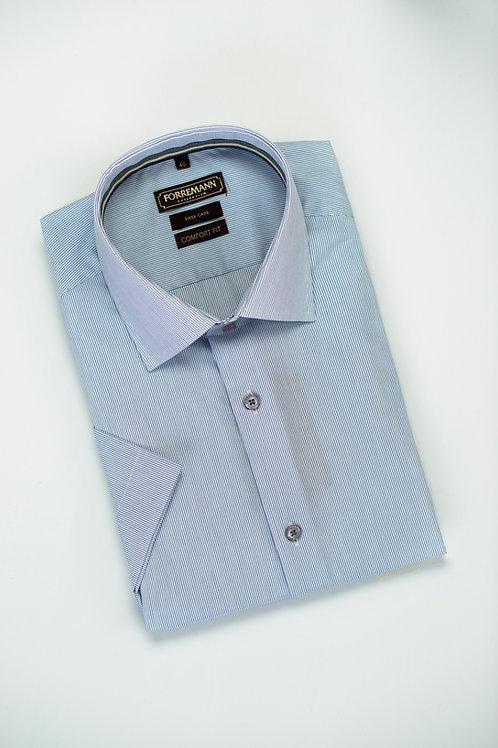 Сорочка с коротким рукавом в полоску Forremann