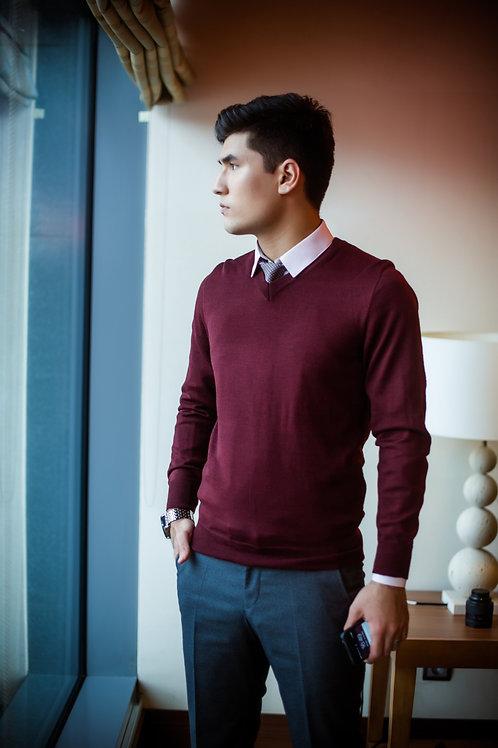 Пуловер Van Cliff
