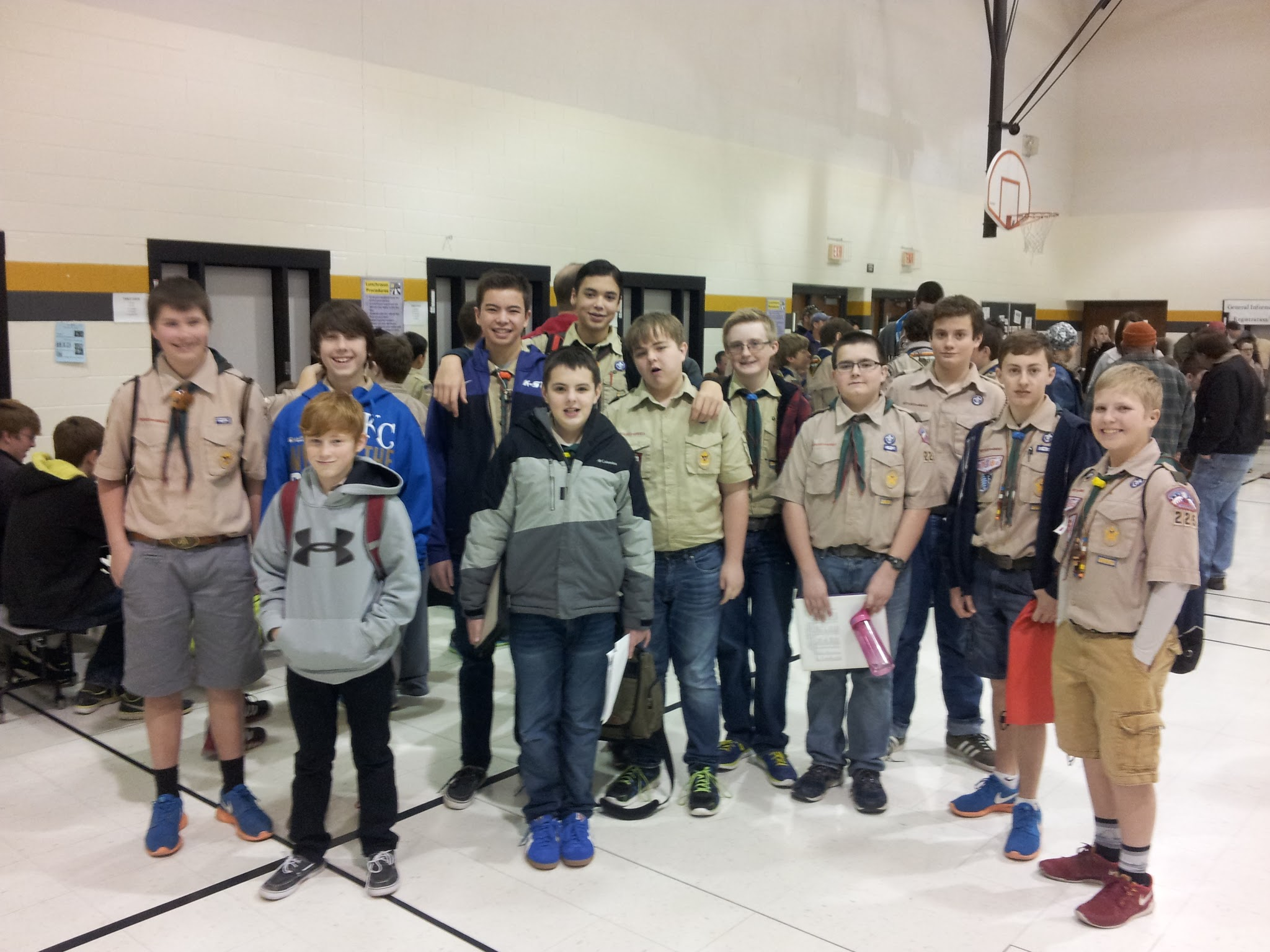 Merit Badge Forum 2015