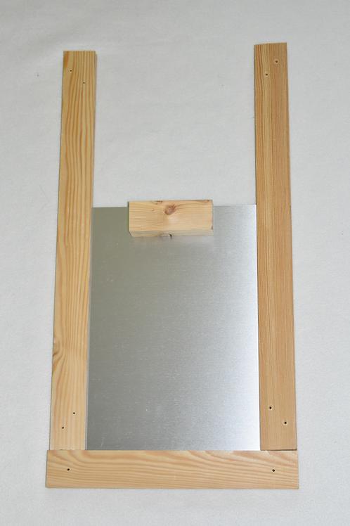 Aluminium Door Conversion Kit