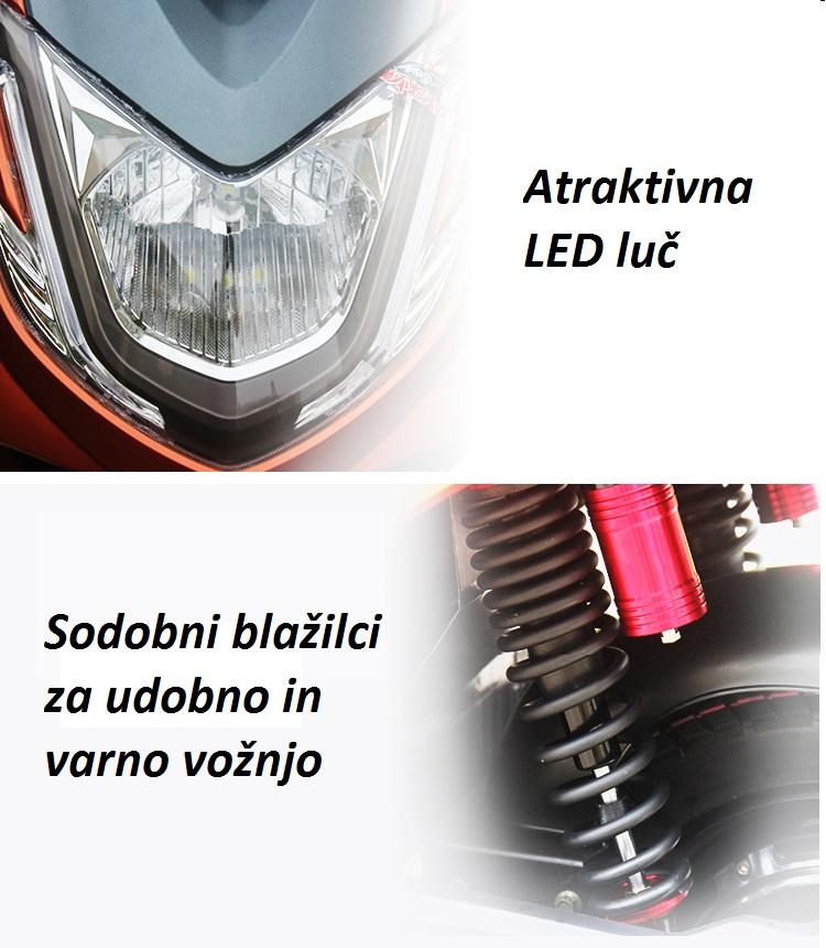 električni skuter 028