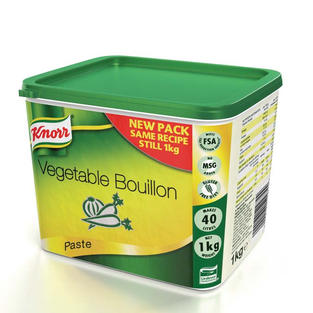 69991 Knorr Vegetable Bouillon