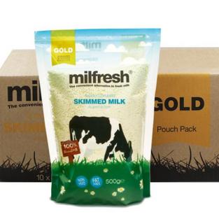 18687 Milfresh Vending Skimmed Milk