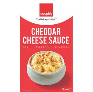 22597 Macphie Cheddar Cheese Sauce