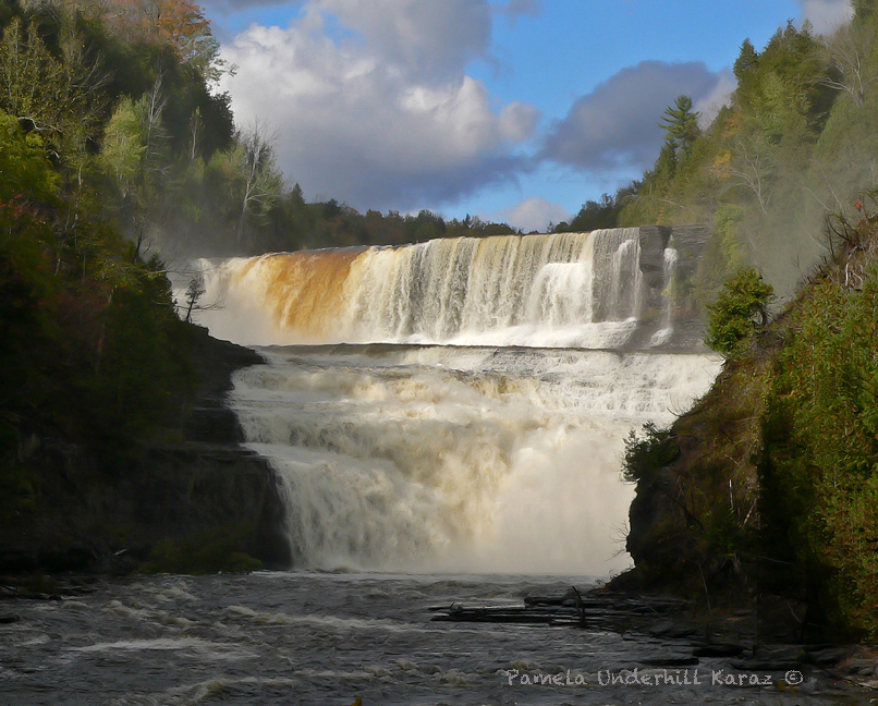 Trenton Falls in its Glory