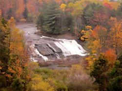 October Prospect Falls