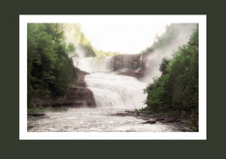 Misty Trenton Falls