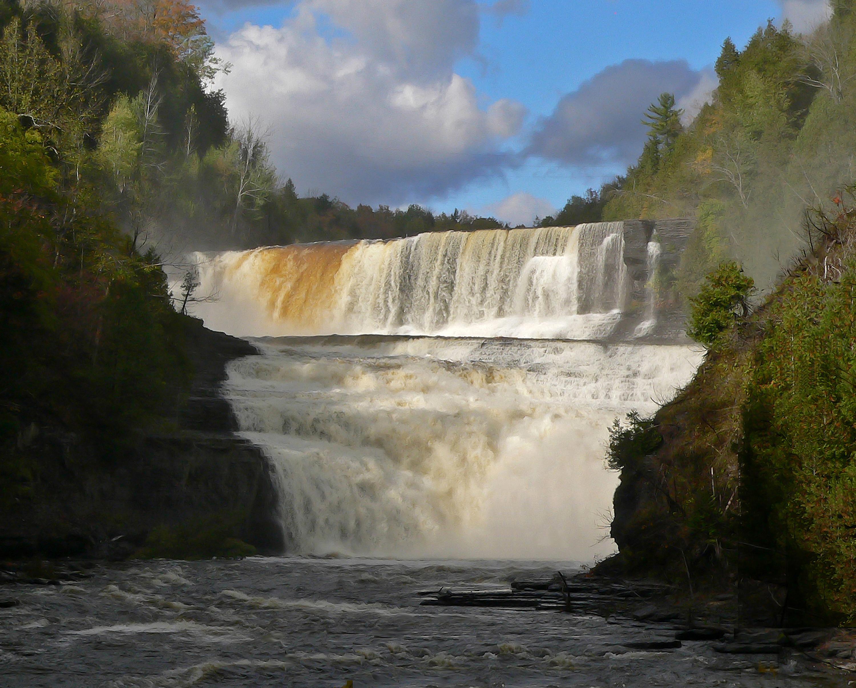 Trenton Falls Glory