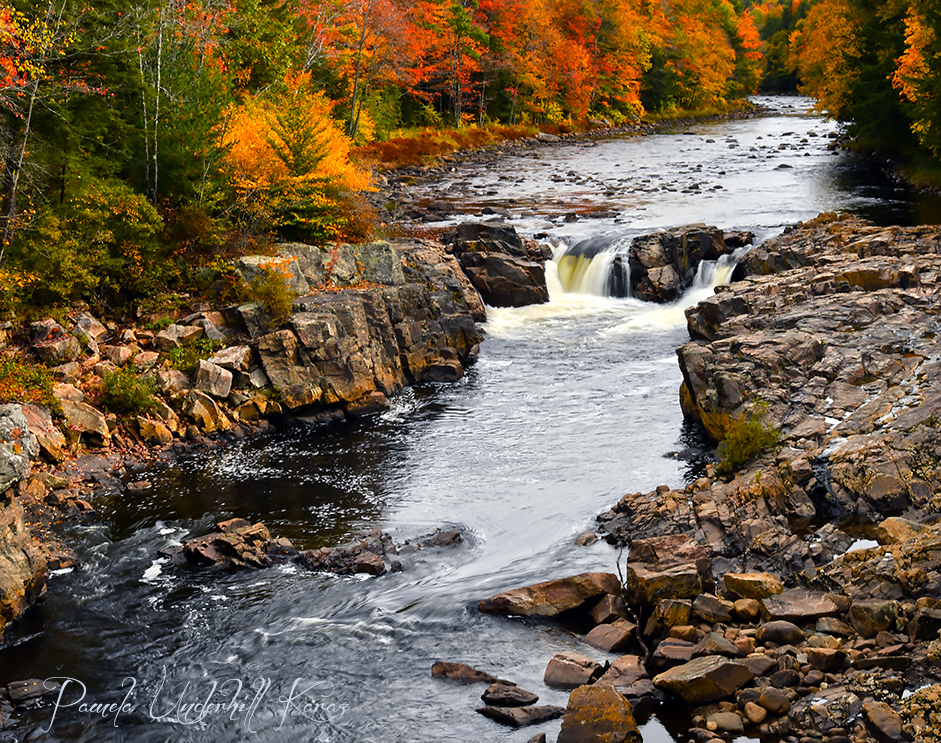 Upper West Canada Fall