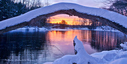 West Canada Sunset