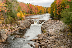 West Canada Creek from Gray-Wilmurt Bridge