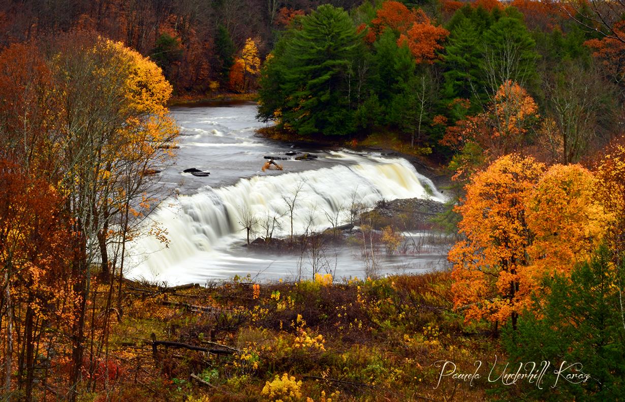 Prospect Falls - Late Fall
