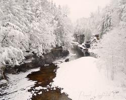 Snowy Prospect Gorge