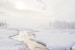 Morning Mist, Yellowstone