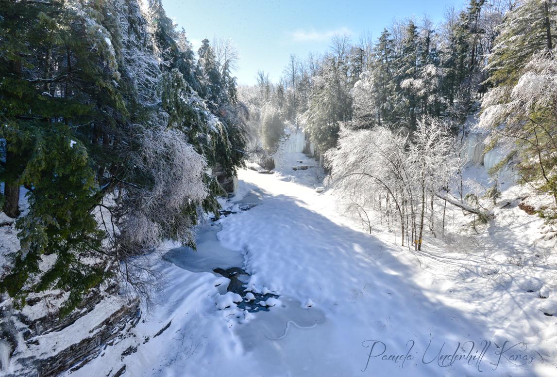 Icy Prospect Gorge