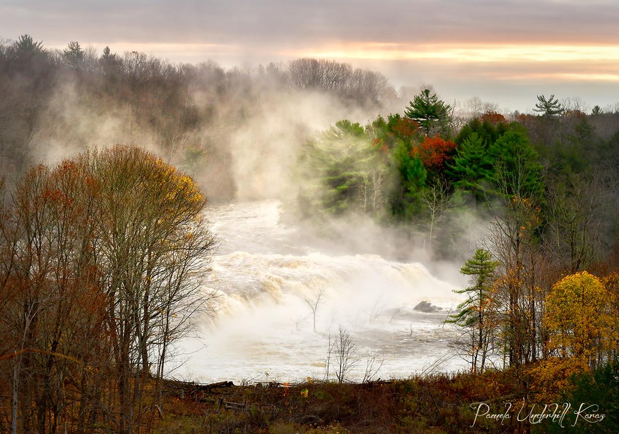 Prospect Falls - Autumn's Fury