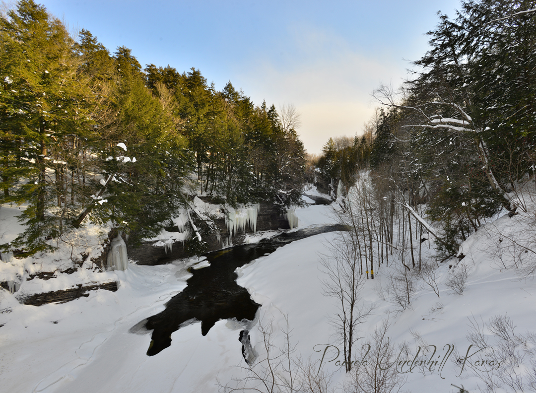 Prospect Gorge Mid Winter