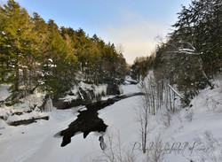 Prospect Gorge Mid Winter