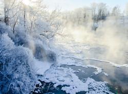 West Canada Hoar Frost