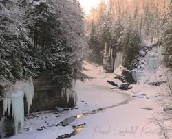 Morning Light Prospect Gorge