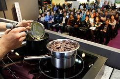 Salon du Chocolat Hong Kong 糕點示範表演