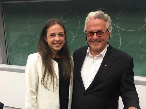 Eleni and George Miller