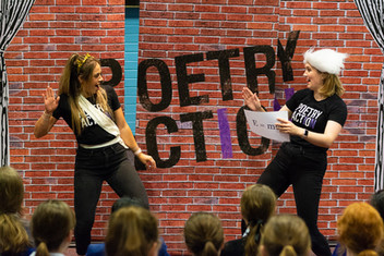 Poetry in Action Tour 2019