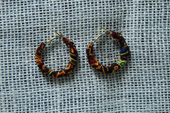 Agnes' Fabric Hoops