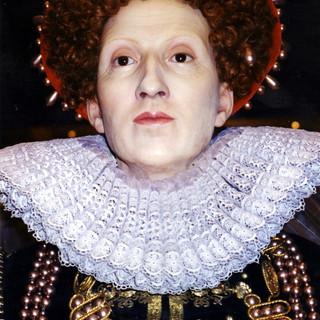 15th Century -  Queen Elizabeth I (Madam Tussauds)